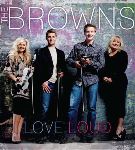 Love Loud - The Browns