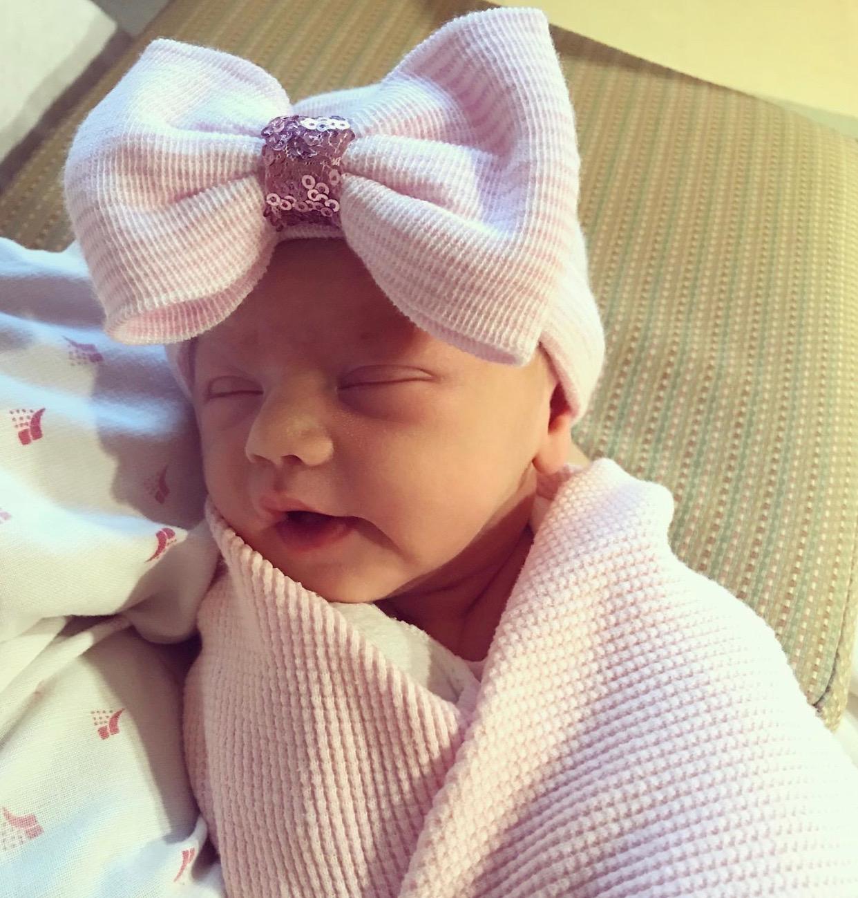 Baby Greta Colette