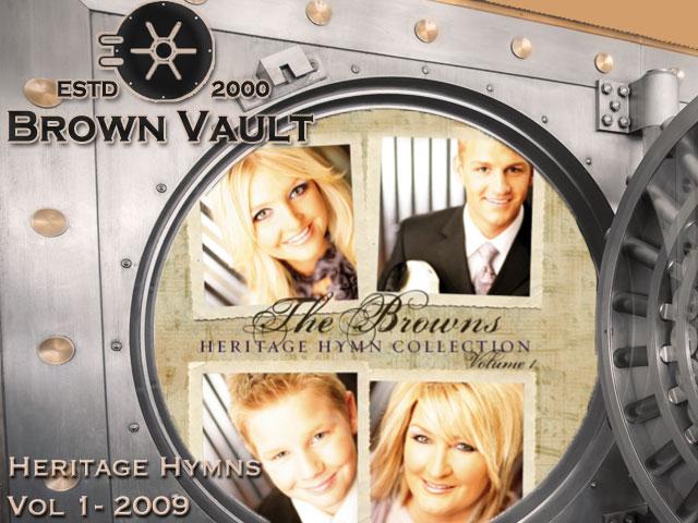 Brown Vault – Heritage Hymns Vol. 1
